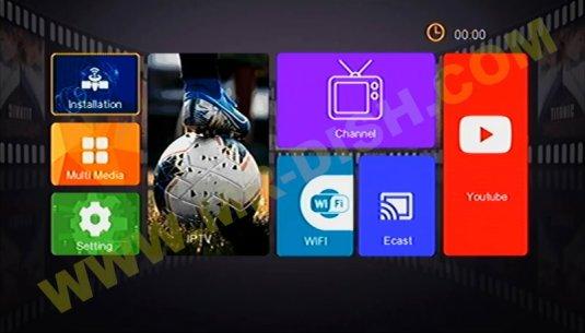 MARVEL 1506TV 4M XTM MENU Software