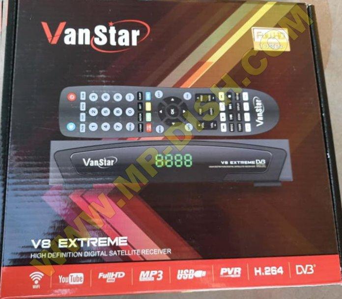 VANSTAR V8 EXTREME GX6605S 8M NEW SOFTWARE