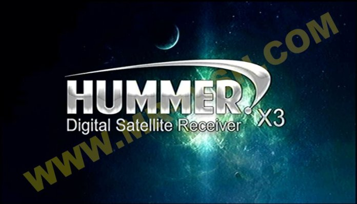 HAMMER X3 1506TV 4M RECEIVER NEW SOFTWARE