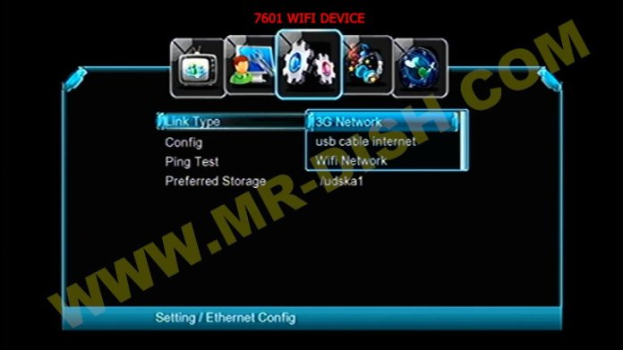 LION STAR T2 PRO 1506TV 4m Network option