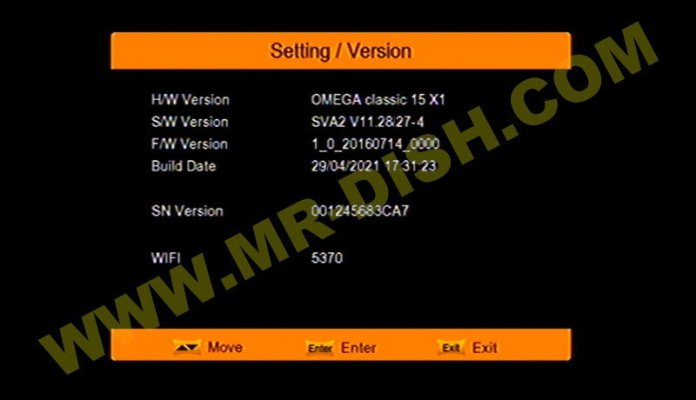 SENATOR 777 S1 1506TV 4M NEW SOFTWARE V11.03.28-4