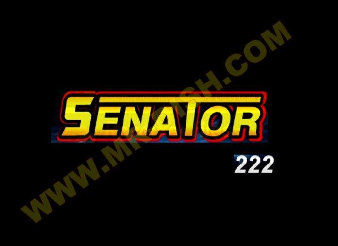 SENATOR 222 1506TV 4M NEW SOFTWARE