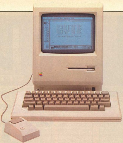 Apple Macintosh Review Byte