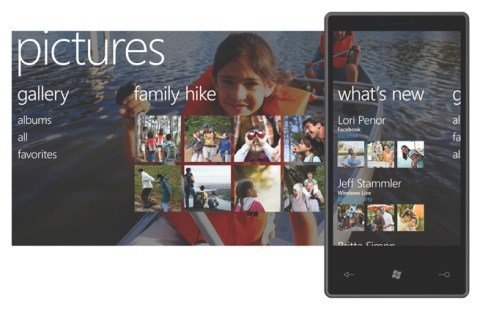 Picture-Hub in WP7