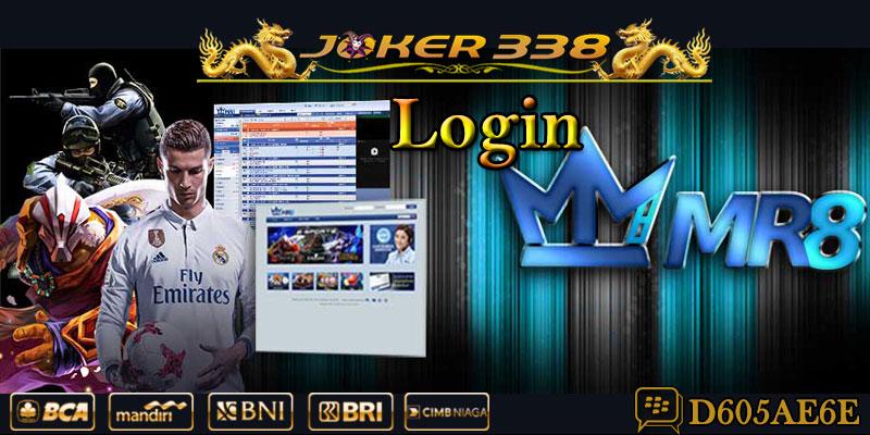 Login Mr8