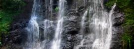 Glenariff Forest Waterfall
