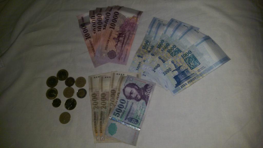 Far, far too much Hungarian money