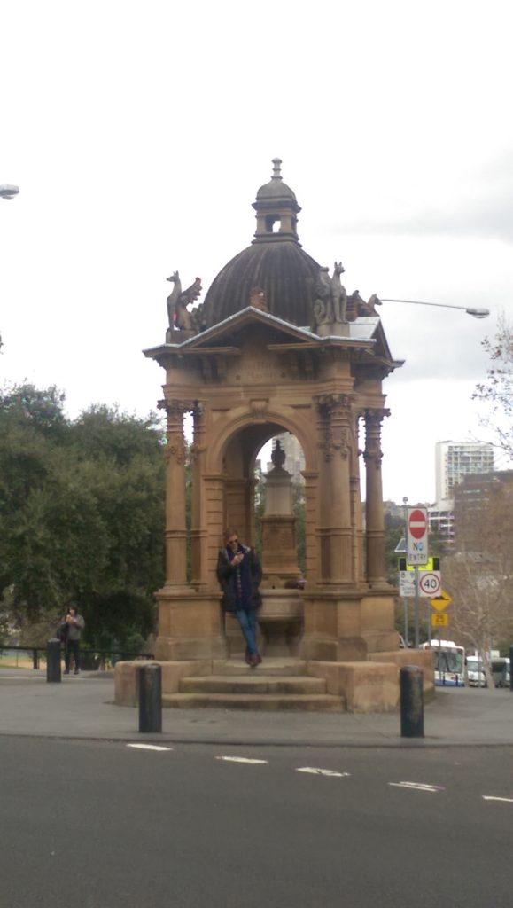 History in Sydney