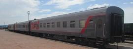 Enjoy the epic Trans-Siberian Railway!