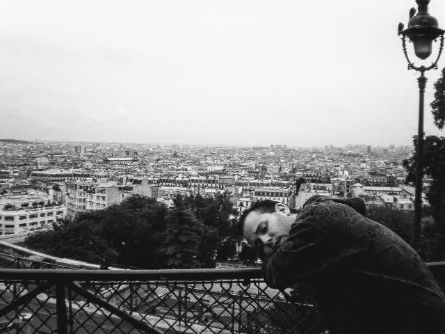 Paris 2008 - Can I Go Home Now?