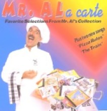 Mr. Al-A-Carte CD