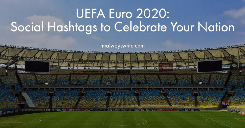 Mr. Always Write, UEFA Euro 2020