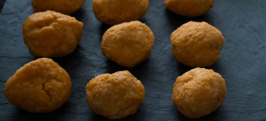 Croquetas Caseras sin gluten ni lactosa @mrandmslemon