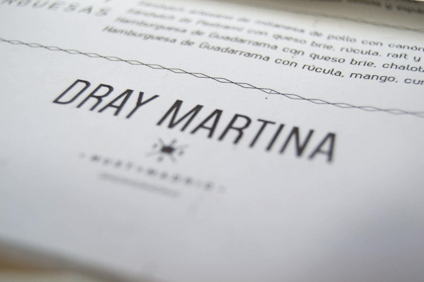 DRAY MARTINA.