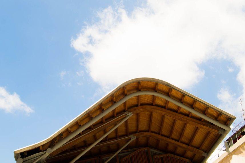 Un paseo por el Born 2 Mercat Santa Caterina Barcelona
