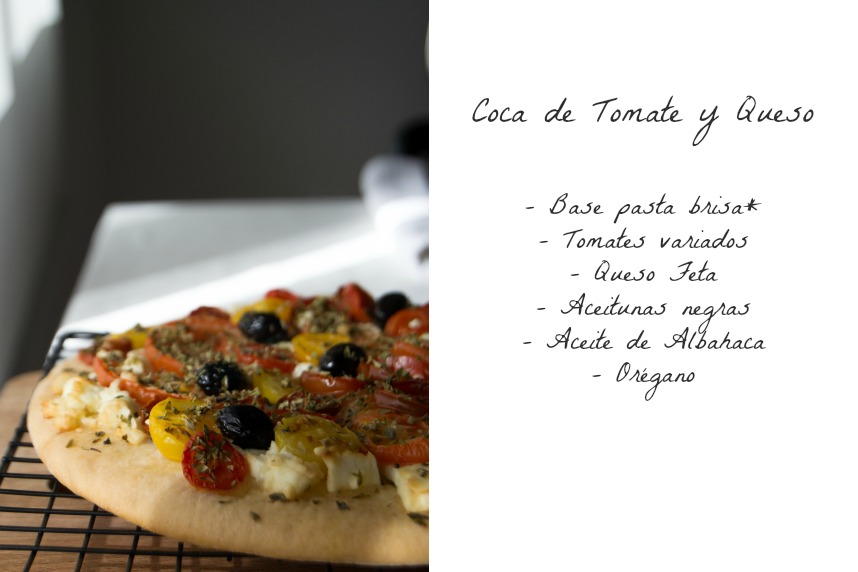 Sunday-Brunch-Tomato-Feta-tart-gluten-free / Coca-de-Tomate-y-Queso-feta-sin-gluten