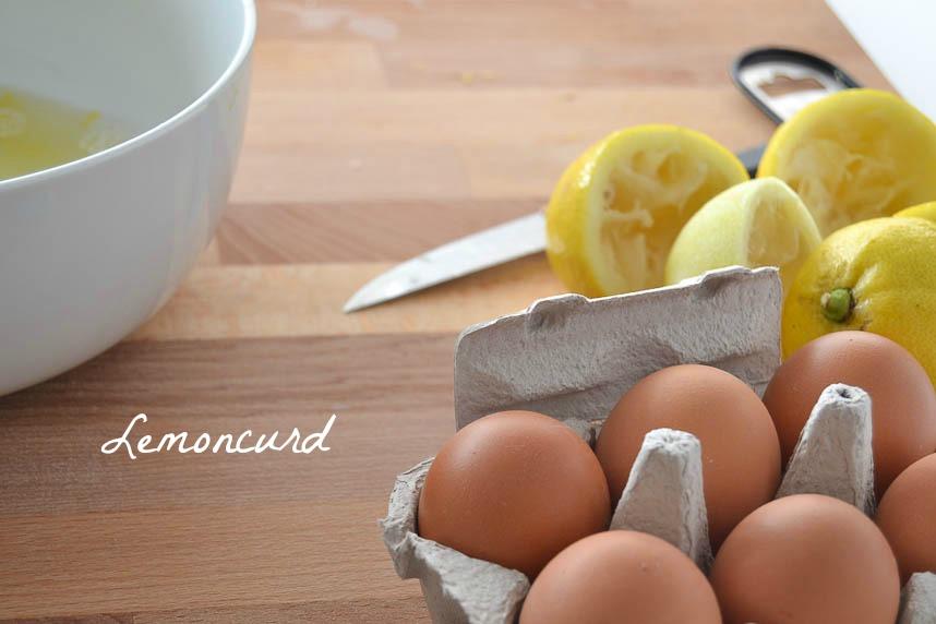 Lemoncurd, una receta muy lemon