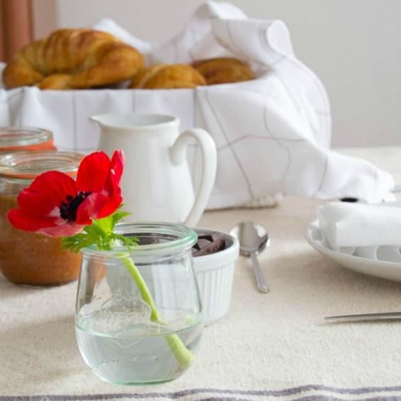 El Croissant de mantequilla de Le Petit Gourmet