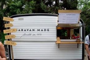 Caravan Made at All those food market by mrandmslemon.com