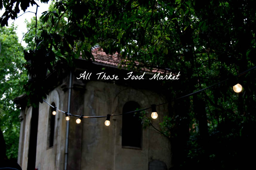 All Those Food Market un plan diferente en Barcelona