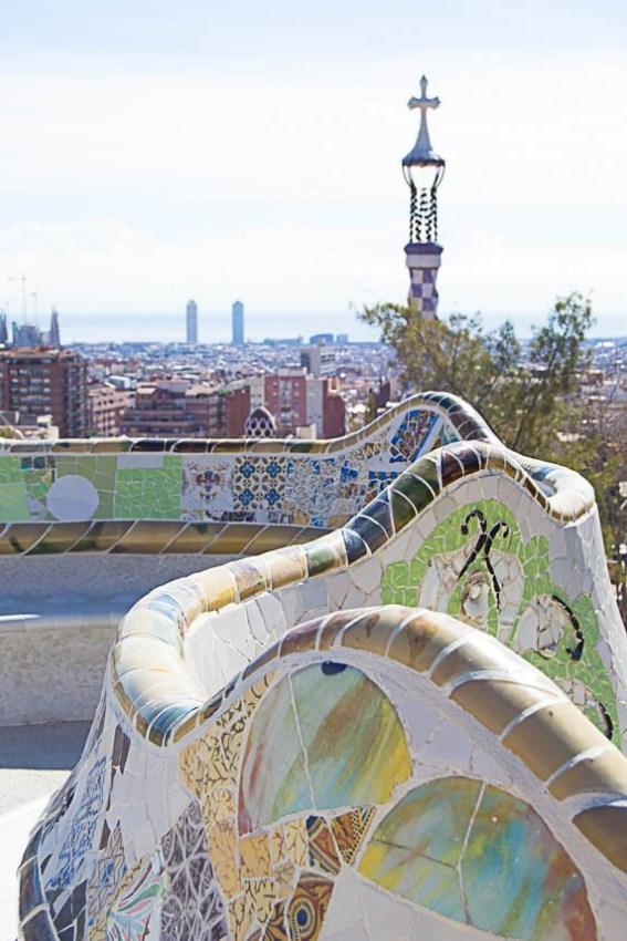 Park Güell by mrandmslemon.com. Mi Barcelona imprescindible.