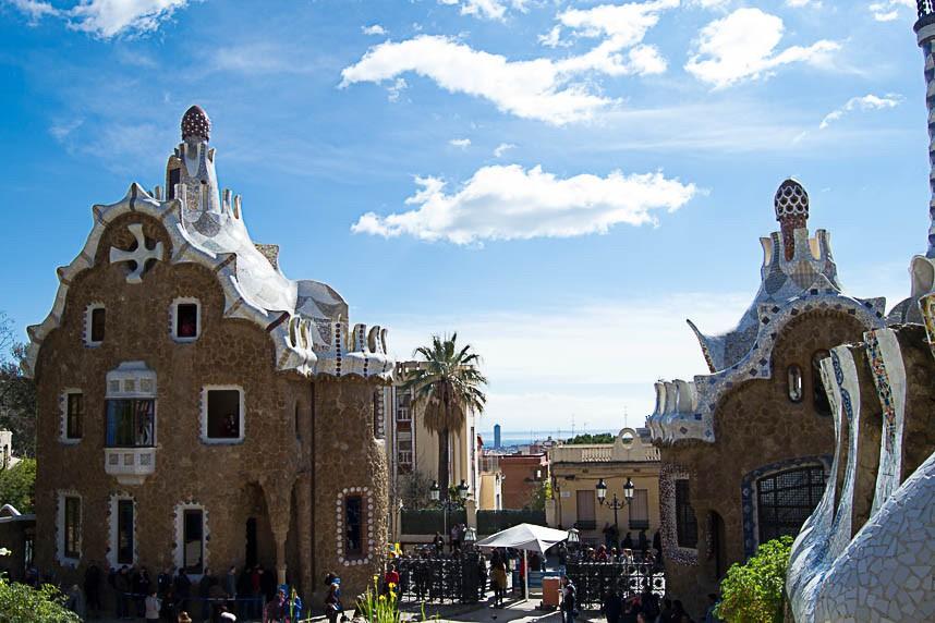 Mi Barcelona imprescindible. Park Güell by mrandmslemon.com