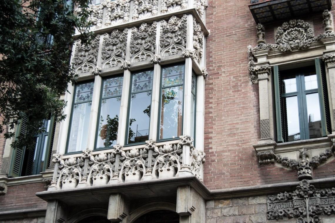 La Casa de Les Punxes Barcelona Modernista