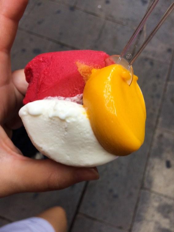 5 de los mejores helados de Barcelona by mrandmslemon.com. Bo de Vici