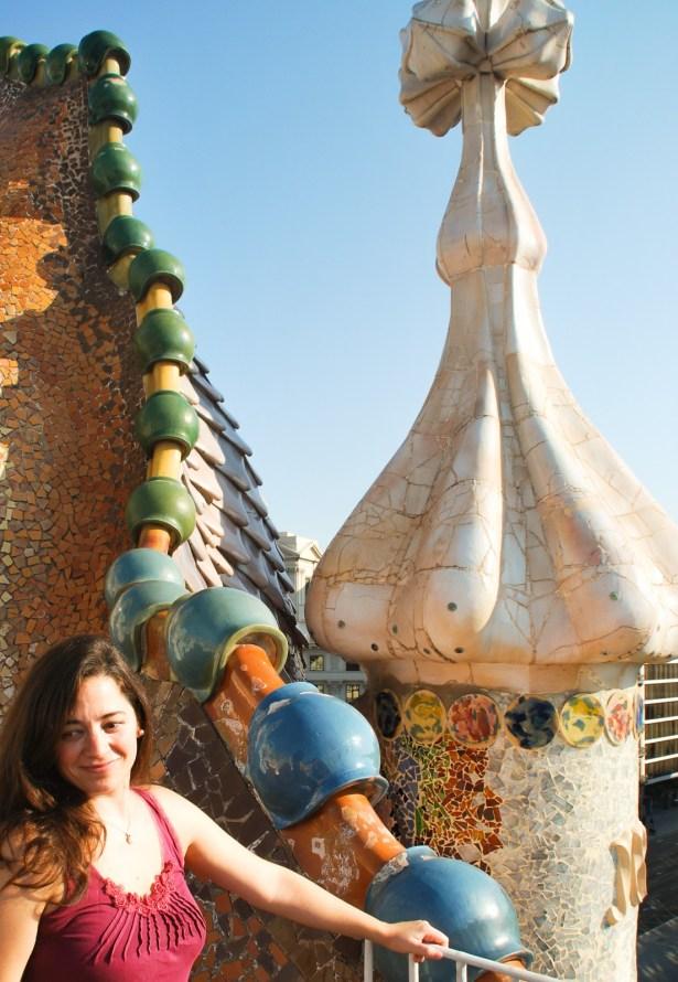 La Casa Batlló de Antoni Gaudí en Barcelona Mrandmslemon.com 24