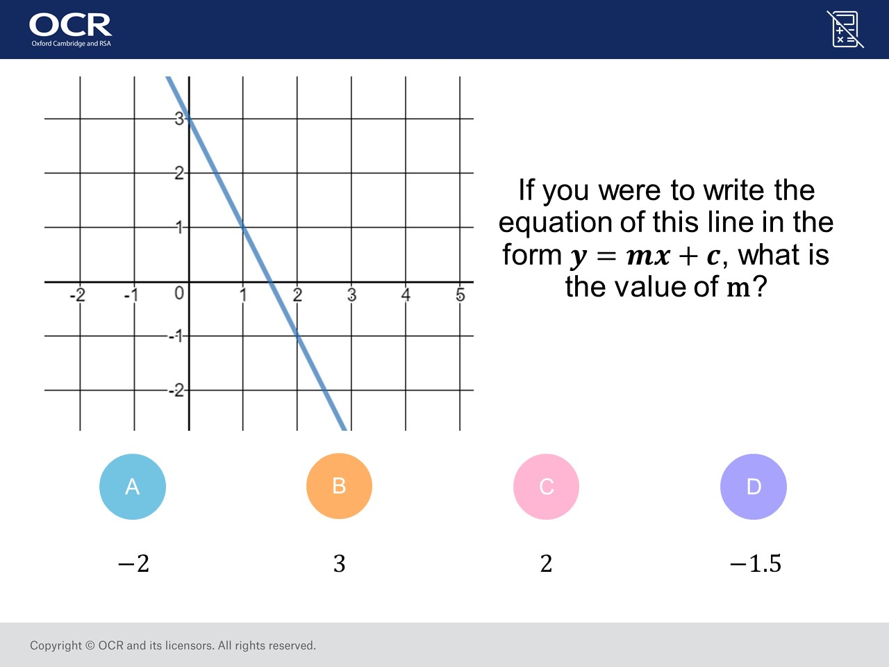 Straight Line Graphs Foundation Higher Gcse Maths