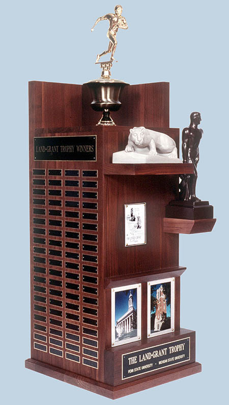 The Vaunted Land Grant Trophy