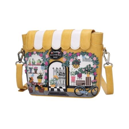 Borsa Tracolla Vendula Flower Shop Crossbody Bag