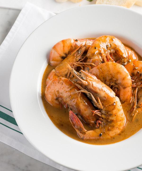 tasty shrimpies