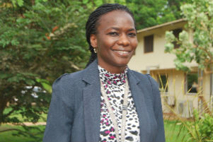 Dr Jane Achan an independent and influential scientist in her field
