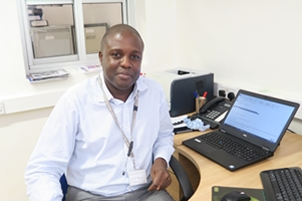 Mustapha Jobe joined MRCG as the Head of Human Resources