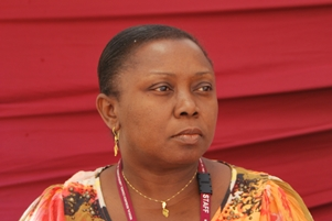 Dr Claire Oluwalana, Research Clinician of the trial, Disease Control and Elimination Theme
