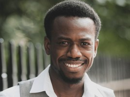 Lamin Sillah a Product of MRCG's Commitment to Train Young Africans to Become Scientists