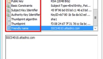 Create a Certificate Template from a Server 2012 R2 CA