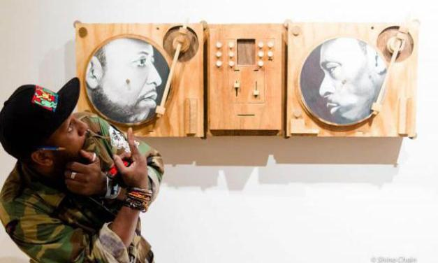 """Fly Wood Creations"" Artist Chain & Gazo"