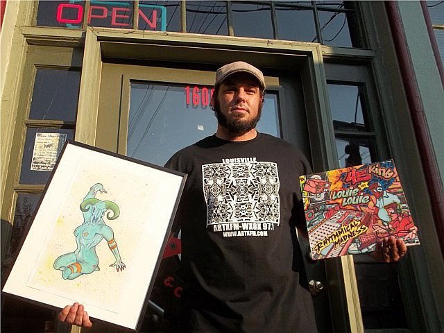 MRC Interview Coffeeshop & Artspace Owner of Gallery K