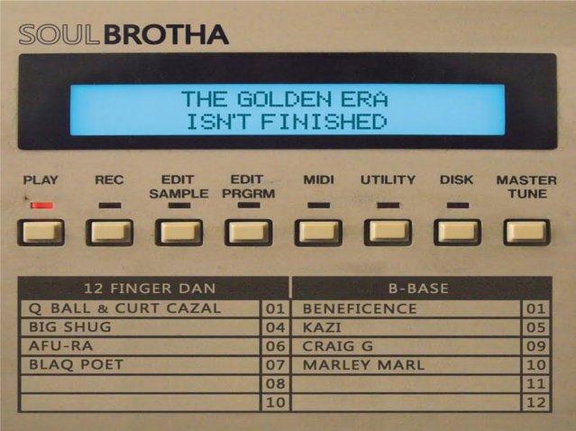 Soulbrotha Ft. Beneficence & Kazi – Flow 'N Facts