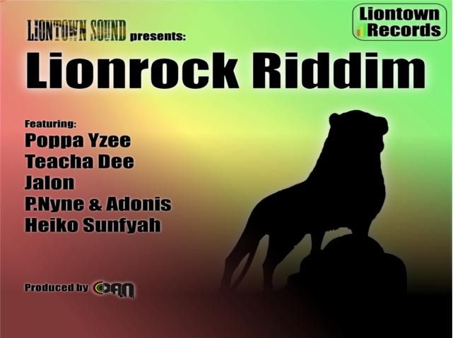 """Ganja Fi Legal"" By Artist P. Nyne Ft. Adonis (Lion Rock Riddim) Review"