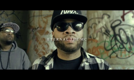 "Eternal ft. Cyrano Sinatra – ""It's War (You Feel It Yet?)"" Prod. by Millie Vaughn Video"