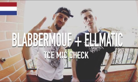 BlabberMouf + EllMatic – [ TCE Mic Check ] Video