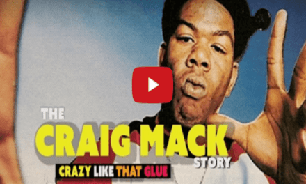 "TRB2HH Docu-series presents: ""Crazy like That glue – The Craig Mack Story"""