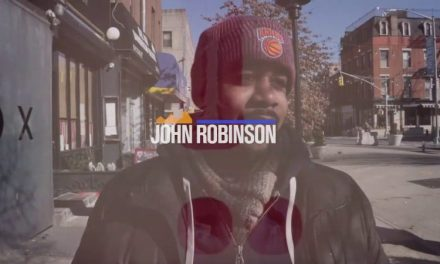 "John Robinson – ""Amina"" (Video)"