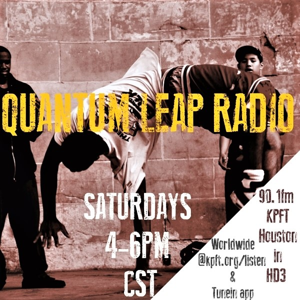 Q&A: Houston's Quantum Leap Radio Interview