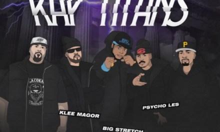 """Klee MaGoR """"Rap Titans"""" ft. Ruste Juxx, Psycho Les, ILL BILL & Big Stretch (Video)"""