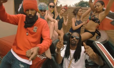 "Spragga Benz ""IF YUH READY"" ft. General Levy (Video)"