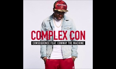 "New Consequence ft. Conway The Machine ""Complex Con"""
